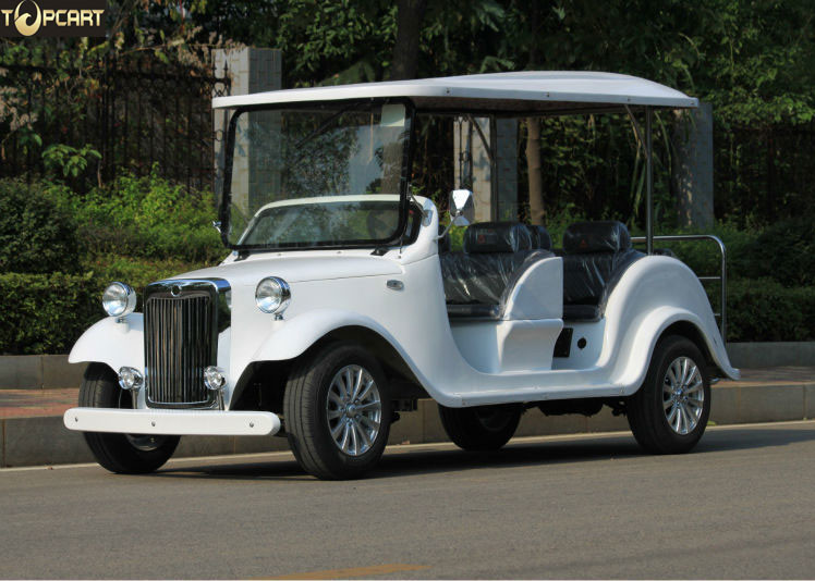 Modern Appearance Classic Golf Cart Club Car Buggy For Sightseeing