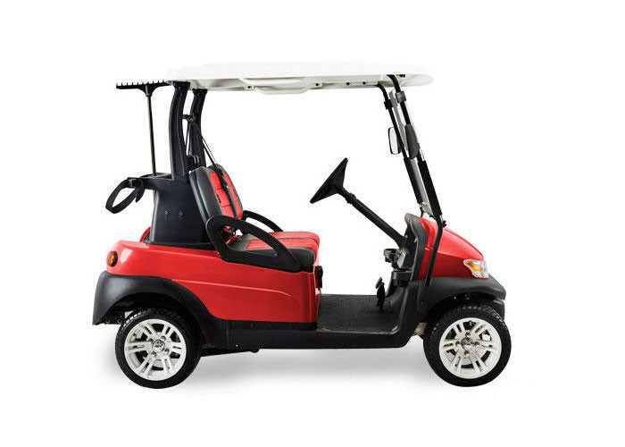 Battery Operated 2 Seater Golf Cart Street Legal With 5 Horsepower Motor